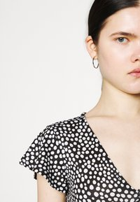 Even&Odd - Jersey dress - black/white - 4