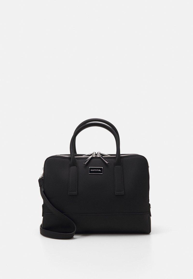 comma - PURE ELEGANCE - Handbag - black