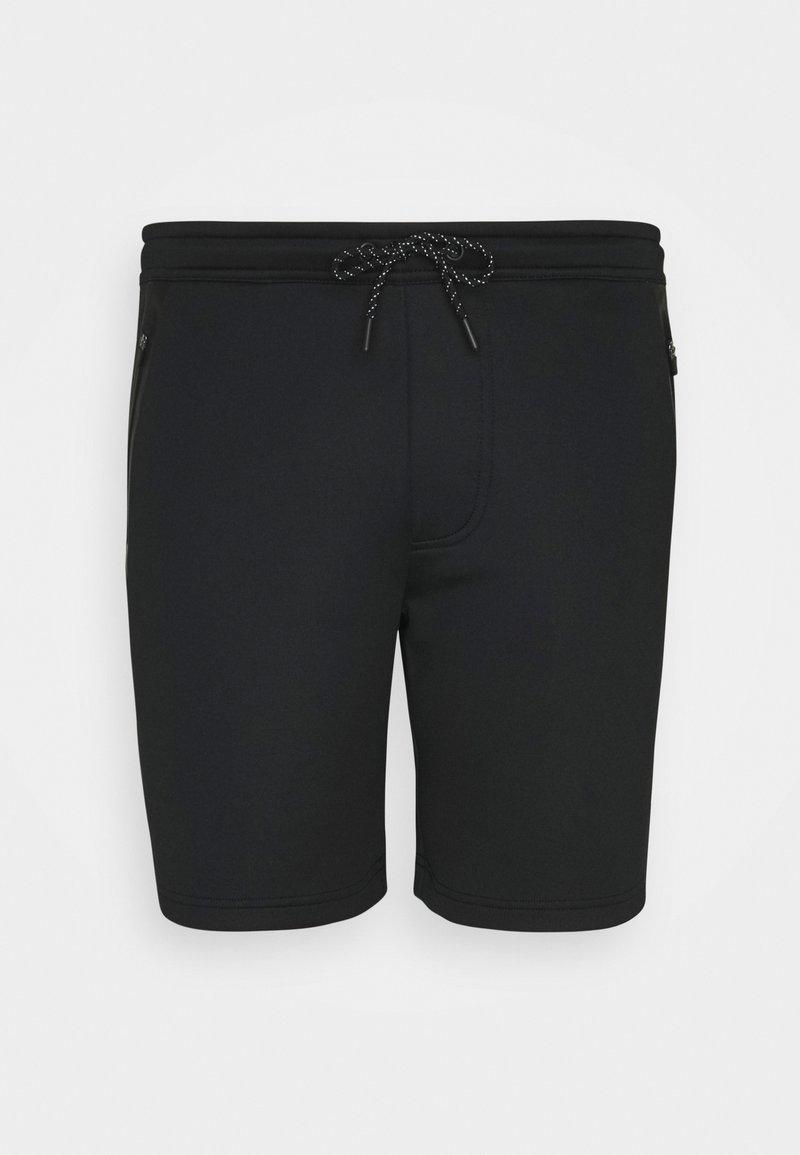 Johnny Bigg - ACTIVE - Shorts - black