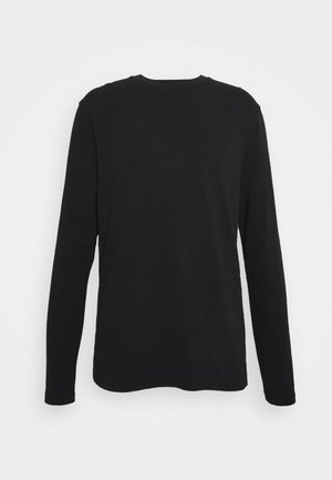KVIST - Maglietta a manica lunga - black
