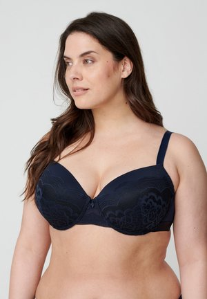 Underwired bra - blue