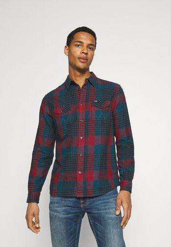 FLAP - Shirt - moroccan blue