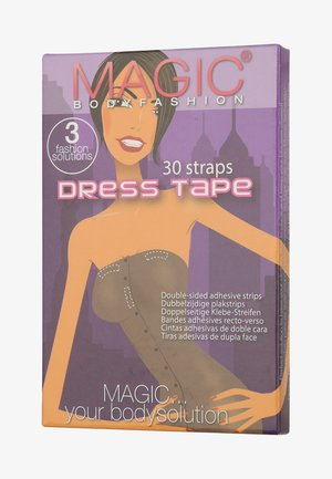 DRESS TAPE - Push-up bra - clear