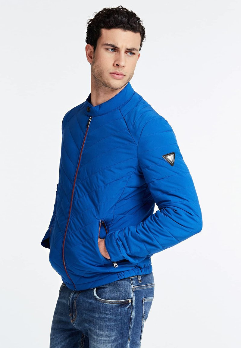 Guess - Winter jacket - blau