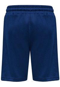Hummel - Shorts - estate blue - 3