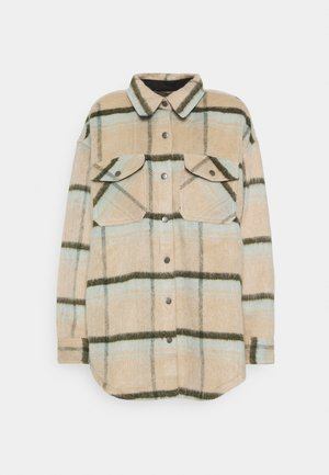 ELYSE SHACKET - Summer jacket - mint check