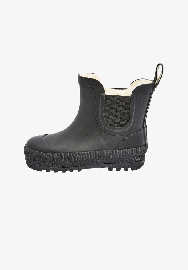 ANKLE WARM LINED - Wellies - black
