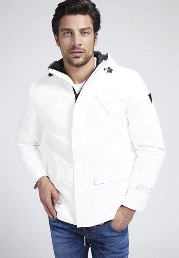 Veste d'hiver - weiß