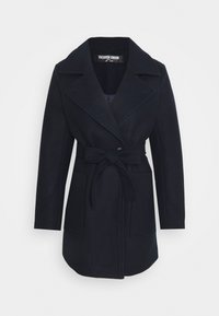 Fashion Union Petite - BOXER - Short coat - navy - 4