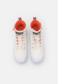 Palladium - PAMPA OUT UNISEX - High-top trainers - star white - 3