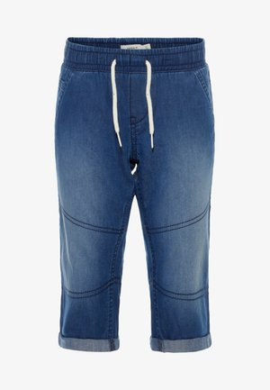 Shorts vaqueros - dark blue denim