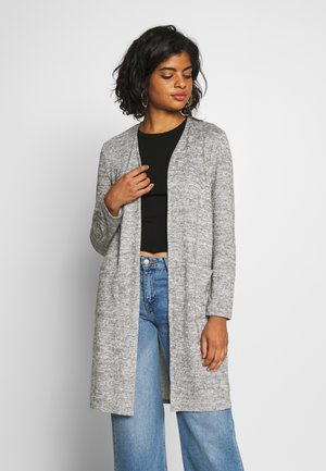 JDYCHOICE TREATS CARDIGAN  - Kardigan - light grey melange