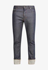 Amsterdenim - REMBRANDT SELVEDGE - Straight leg jeans - rauw blauw - 3