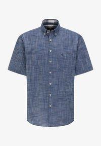 Fynch-Hatton - Shirt - solid navy - 0