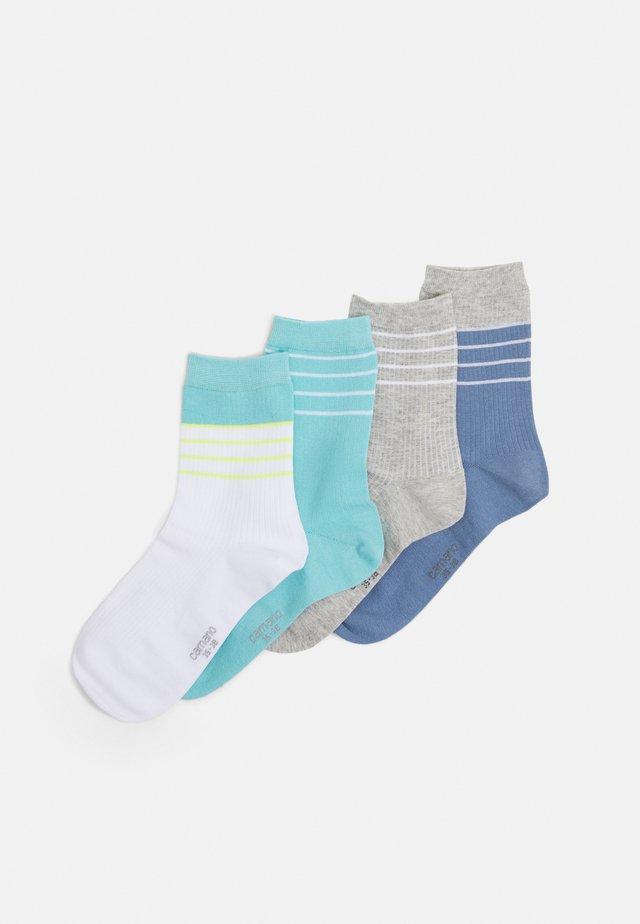 WOMEN SOCKS 4 PACK - Socks - white
