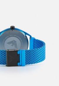 Emporio Armani - MATTEO - Hodinky - blue - 1