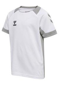 Hummel - Print T-shirt - white - 2