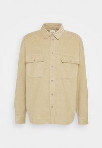 ANDREW CORD - Shirt - light sand