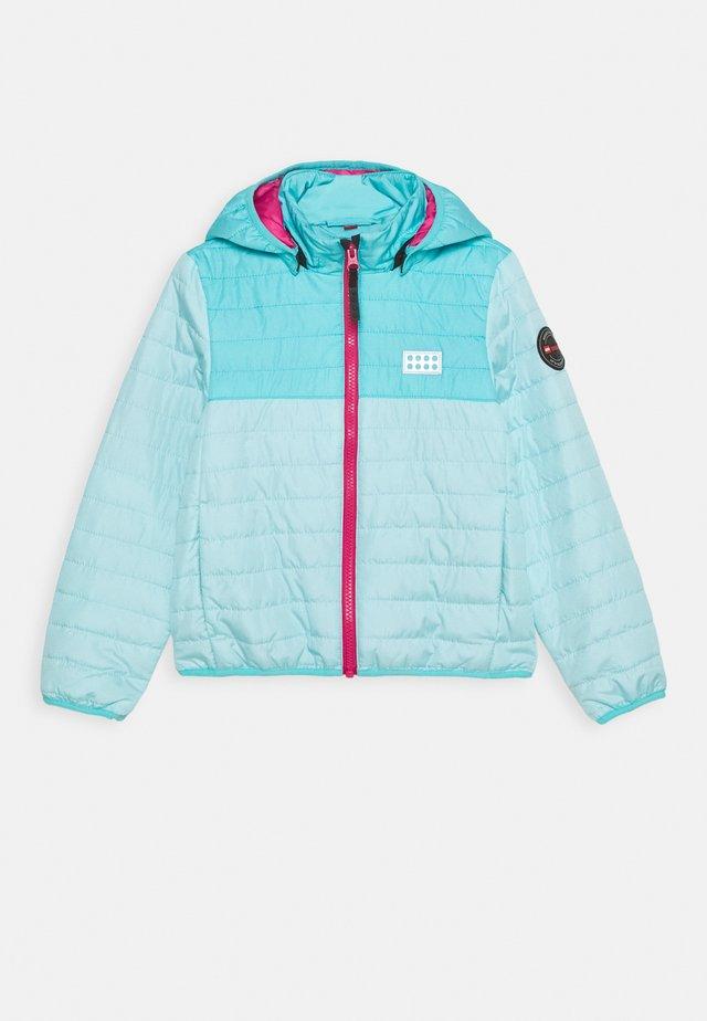 LWJORI JACKET UNISEX - Outdoor jacket - mint