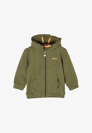 JAS - Zip-up sweatshirt - khaki