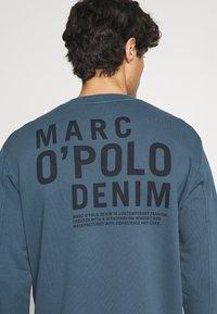 Marc O'Polo DENIM - Sweatshirt - grayish petrol - 4