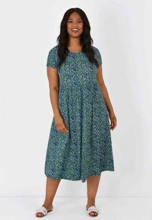 DITSY  - Jersey dress - green