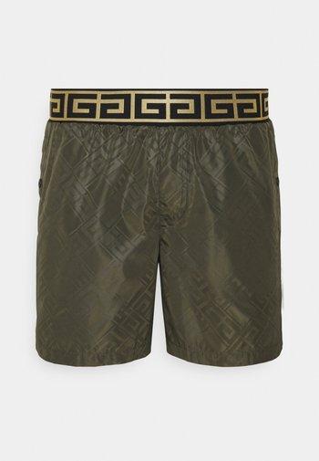 ETIO - Shorts - khaki