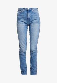 Tommy Hilfiger - RIVERPOINT CIGARETTE DELI - Slim fit jeans - blue denim - 4