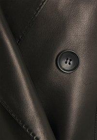 Bally - Klasický kabát - black - 3