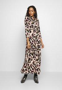 YAS - YASLIRO  - Shirt dress - mellow rose - 0