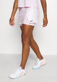 Nike Performance - SKIRT - Sports skirt - regal pink/black - 0