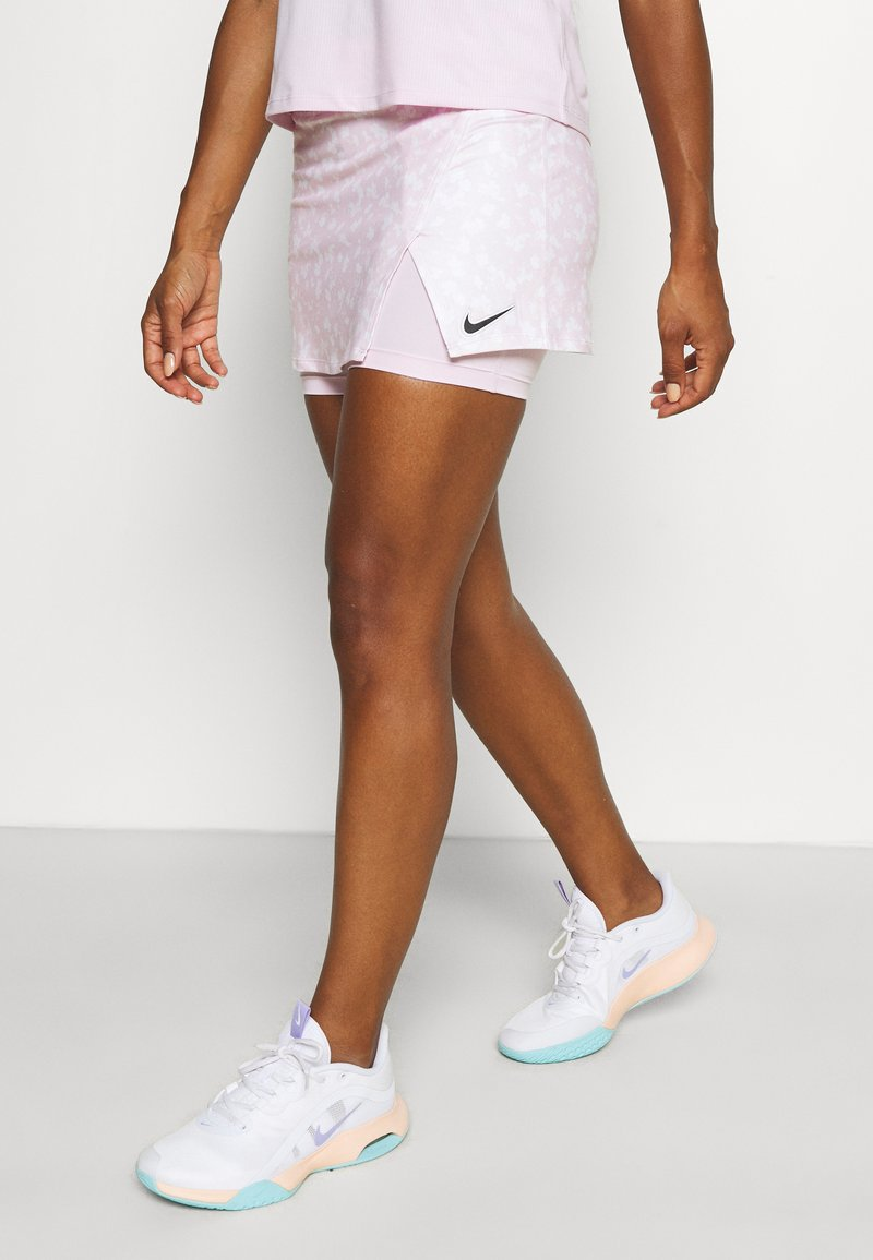 Nike Performance - SKIRT - Sports skirt - regal pink/black
