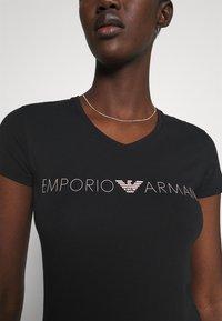Emporio Armani - Pyjama top - nero - 4