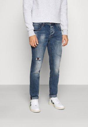 SLIM FIT - Slim fit jeans - blue denim