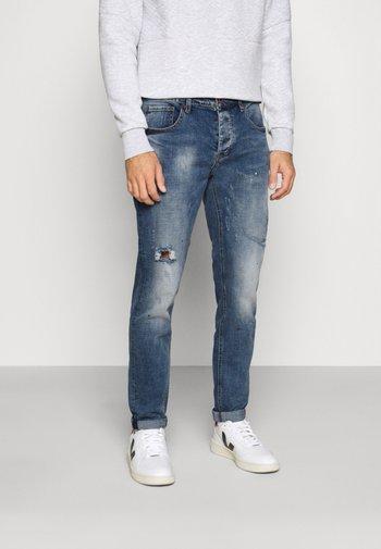 SLIM FIT - Jean slim - blue denim