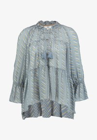 Noa Noa - LIGHT GEORGETTE - Tunika - teal - 4