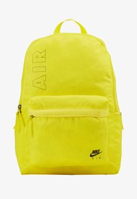 Nike Sportswear - AIR HERITAGE  - Reppu - opti yellow/black - 5