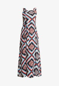 Dorothy Perkins - SQUARE NECK MAXI DRESS - Maxikjoler - multi - 5