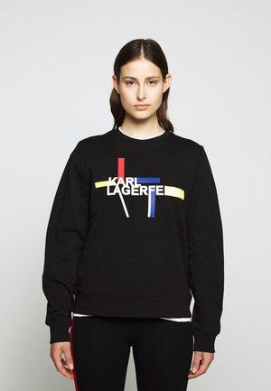 BAUHAUS LOGO - Sweatshirt - black