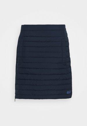 ICEGUARD SKIRT - Sports skirt - midnight blue