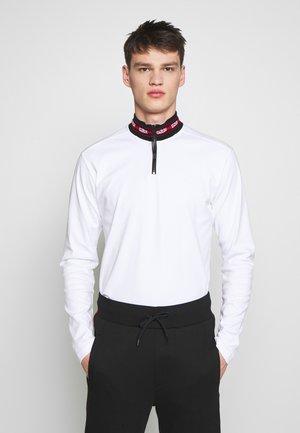 DODER 10223129 01 - Bluzka z długim rękawem - white