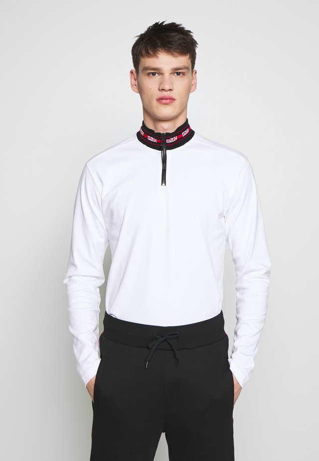 DODER 10223129 01 - T-shirt à manches longues - white