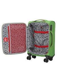 Hardware - AIRSTREAM  - Wheeled suitcase - bright green - 4