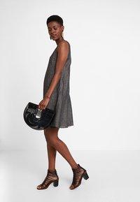Opus - WOLINE - Day dress - grey - 1