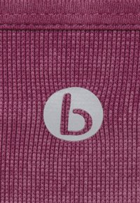 Cotton On Body - LIFESTYLE SEAMLESS V NECK  - Light support sports bra - boysenberry wash - 2