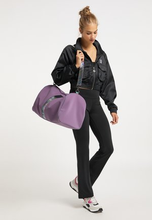 Weekend bag - lila