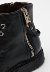 A.S.98 - REPUNK - Lace-up ankle boots - nero - 5