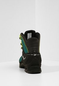 Salewa - RAPACE GTX - Mountain shoes - shaded spruce/sulphur spring - 3