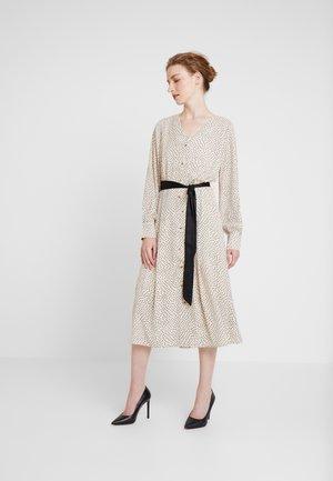 JASSYLC DRESS - Shirt dress - tofu white