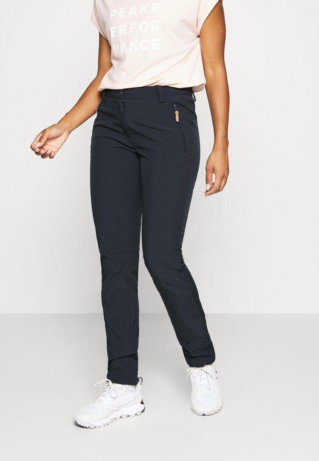 ARGONIA - Pantalon classique - dark blue